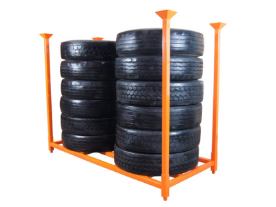 Detachable Tire Stacking Racks for Truck & Bus  Tyre