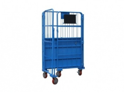 Fully Foldable Japan/Korea Logistic Cart