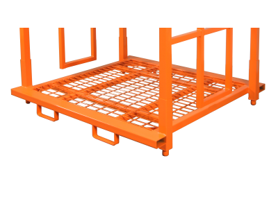 Lacing & Barrel Tire Stacking Rack