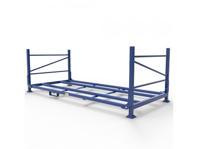 Two Storaging Line Stacking Racks for PCR & SUV Tires